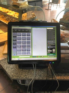 All In One Pc Tactil Touch Sam4s Samsung Bar Restaurant