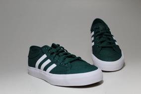Tênis adidas Matchcourt Verde/branco - 43 - Verde/branco