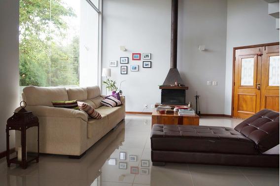 Casa Em Condomínio Fechado, 4 Quartos, Retiro Do Chalé - 9913