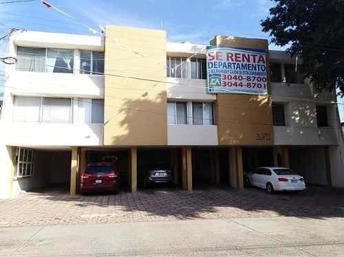 Renta Departamento En Providencia - 0458001002