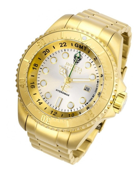 Relógio Invicta Hydromax 29729 52mm De Caixa Original