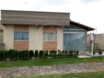 Casa Em Condominio - Praia De Genipabu - Ref: 271 - V-807692