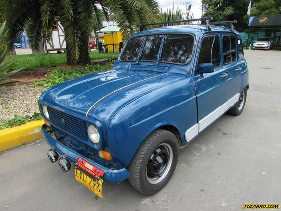 Renault R4 1300 Mt