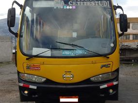Bus Hino Fc Año 2005