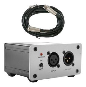 Arcano Kit Com 01 Phan-01 + 01 Cabo Xlr-balanceado