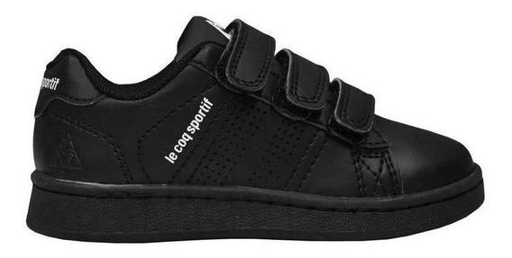 Le Coq Sportif Zapatillas Kids - Sculi Velcro Blc
