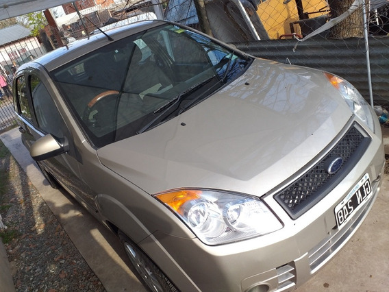 Ford Fiesta 1.4 Tdci Edge Mp3 2008