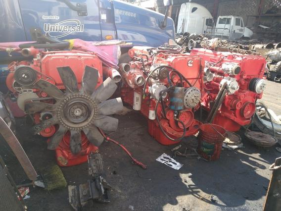 Motores Cumins Isx Con Egr Modelos 2013, 2014,2015