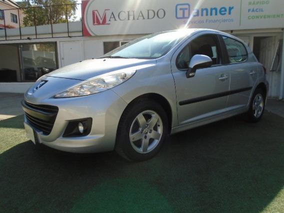 Peugeot 207 Trendy 2012 Un Dueño