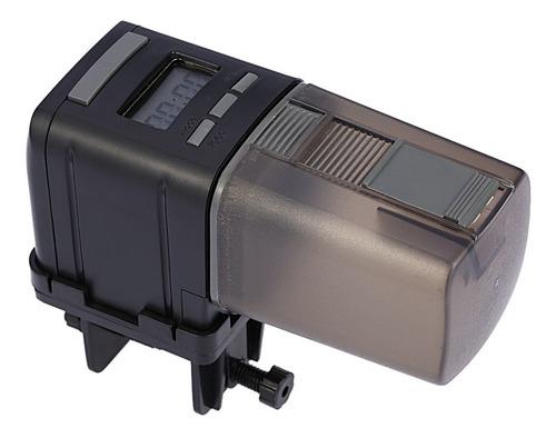 Imagen 1 de 9 de Lcd Automático Alimentador De Peces Acuario Tanque Automátic