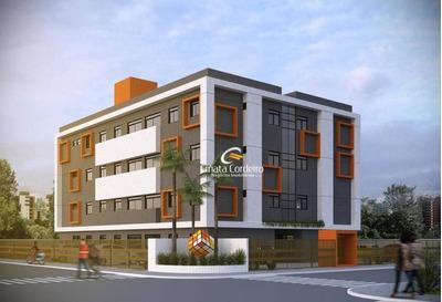Apartamento Com 2 Dormitórios À Venda, 49 M² Por R$ 174.900 - Jardim Cidade Universitária - João Pessoa/pb - Ap2272