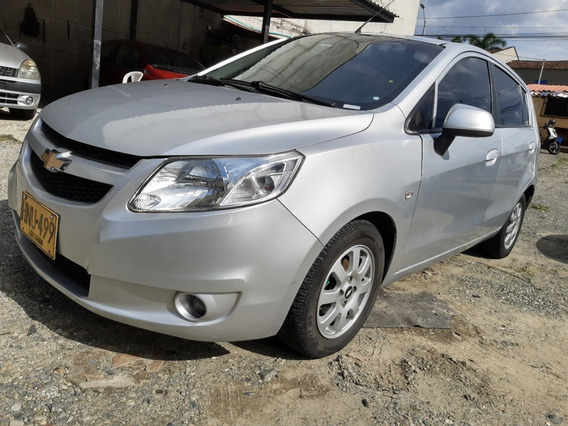 Chevrolet Sail Hatchback Lt 2014