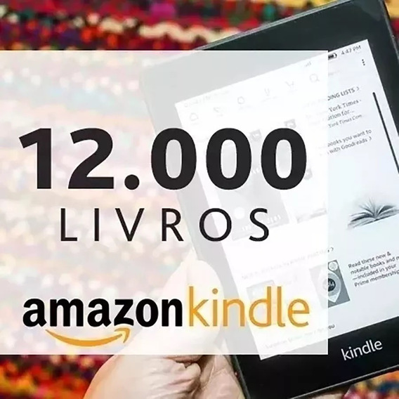 12.000 Ebook Para Kindle