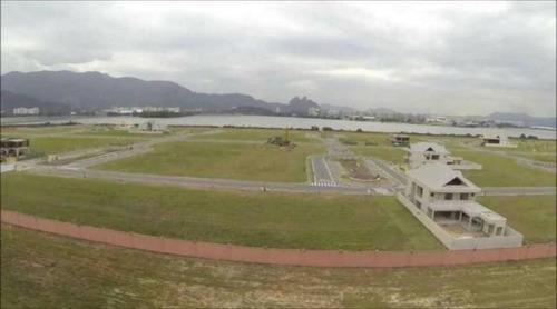 Imagem 1 de 2 de Terreno Para Venda Em Rio De Janeiro, Barra Da Tijuca - T17376_2-1070366