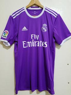 Camisa Real Madrid 2016/17 Away - Ronaldo 7
