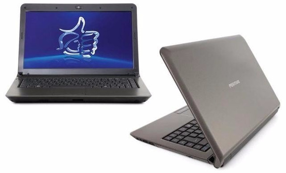 Notebook Positivo N100i Intel® 2gb Hd320gb Pentium Dual