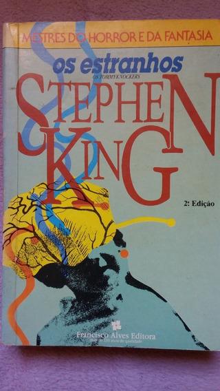 Livro Os Estranhos Stephen King