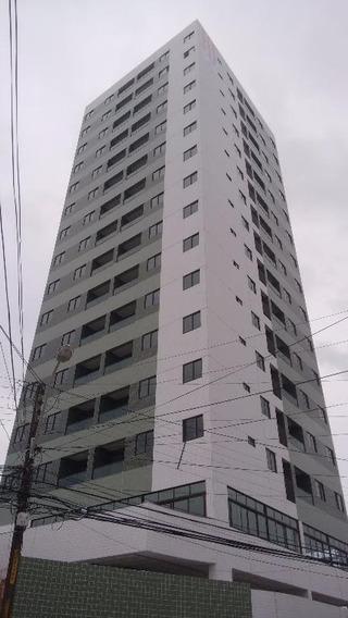 Apartamento Em Campo Grande, Recife/pe De 61m² 3 Quartos Para Locação R$ 1.900,00/mes - Ap417361