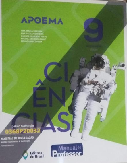 Apoema Ciências 9º Ano Pnld 2020