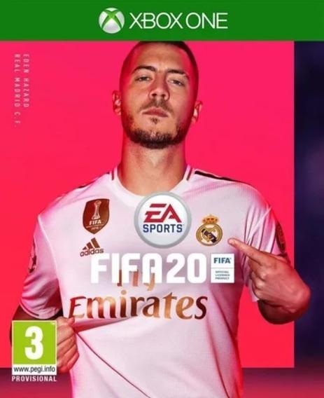 Fifa 20 - Xbox One - Mídia Digital - 25 Dígitos