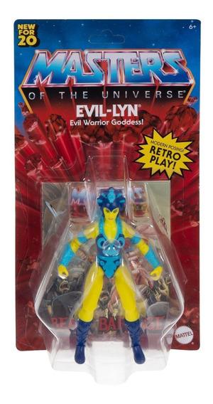 Masters Universe Evil Lyn Vilã Importado Origins 2020 Mattel