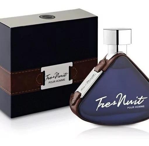 Perfume Armaf Tres Nuit Pour Homme 100ml + Brinde