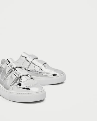 Zapatillas Zara Traidas De Usa