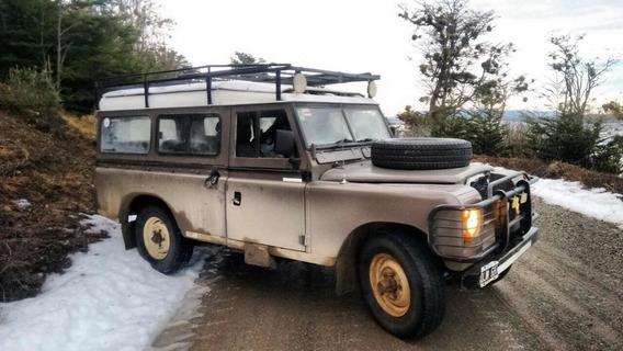 Land Rover Defender Serie 3