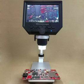 Microscopio Digital Lcd Portátil 1-600x Profissional