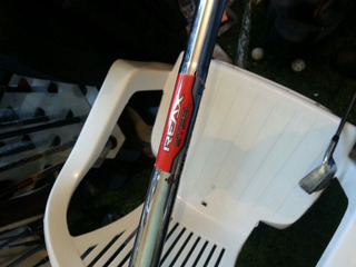 Varas De Hierros Golf Taylor Made Reax Steel 90