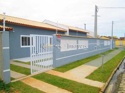 Casa Com 3 Dorms, Cibratel Ii, Itanhaém - R$ 214.900,00, 80m² - Codigo: 39 - V39