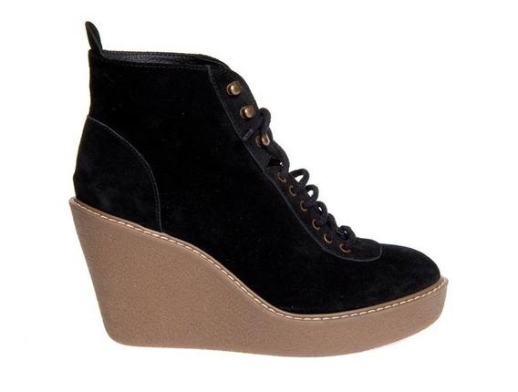 Zapatos Botitas Plataforma Complot - No Paruolo, Ay Not Dead