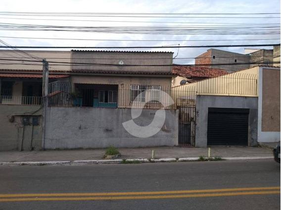 Casa 3 Quartos, No Rocha, São Gonçalo. - Ca1606