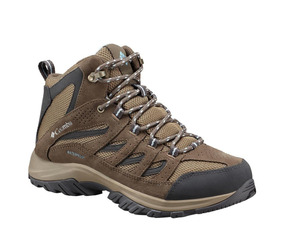 Crestwood Columbia Mid Water Footwear Pebble