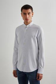 Camisa Regular Oxford Ml Inv19 Reserva