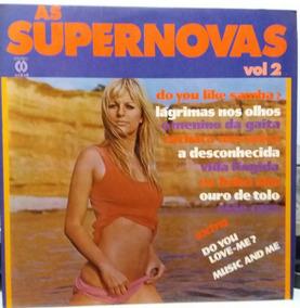 As Supernovas Vol. 2 1973 (lp)