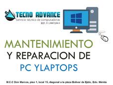 Formateo Y Configuración De Computadoras Y Laptops