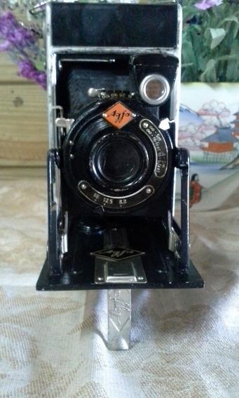 Antiga Camera Fotográfica Agfa