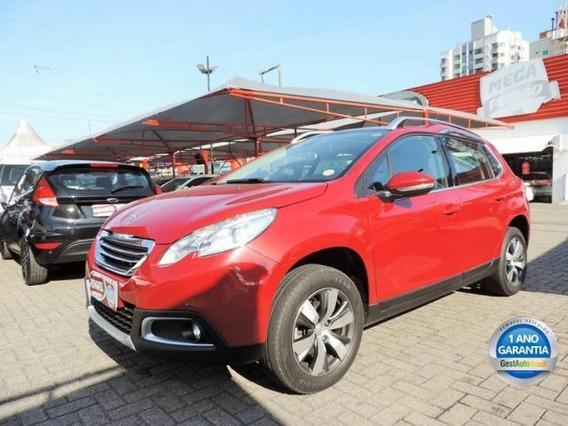 Peugeot 2008 Griffe 1.6 16v Flex., Qhy0837