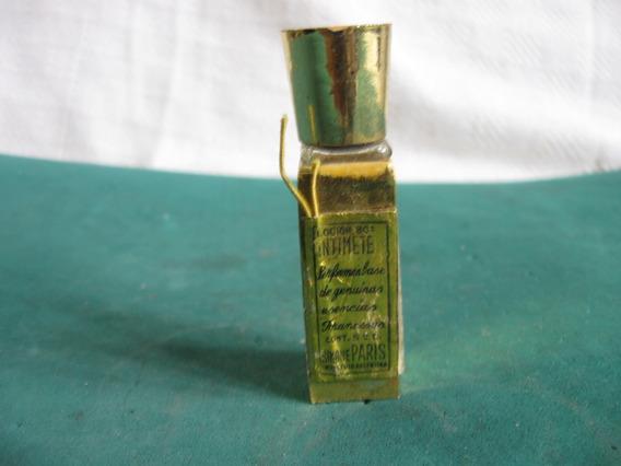 Antiguo Perfume Locion Intimete, Simone Paris