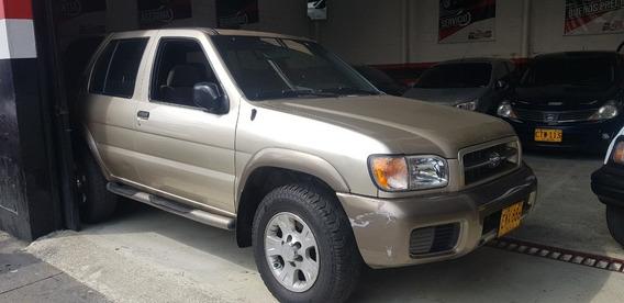 Nissan Pathfinder Intermedia 2002