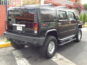 Hummer H2 Negro Exelente 4x4 Remato