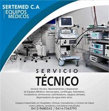 Reparacion Y Mantenimiento De Equipos Medicos Y De Estetica