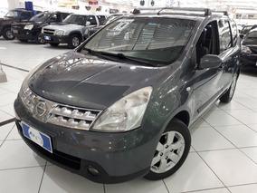 Nissan Livina 1.8 Sl 2010 Aut M12 Motors Tancredo