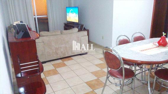 Apartamento Com 3 Dorms, Higienópolis, São José Do Rio Preto - R$ 334.000,00, 104m² - Codigo: 1208 - V1208