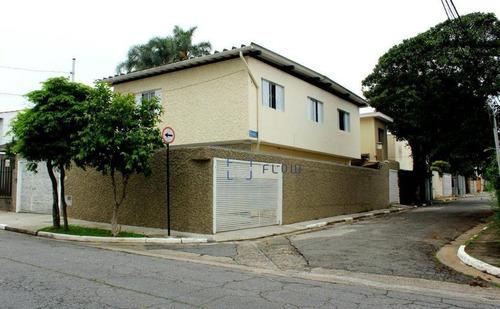 Casa À Venda, 383 M² Por R$ 2.000.000,00 - Planalto Paulista - São Paulo/sp - Ca1500
