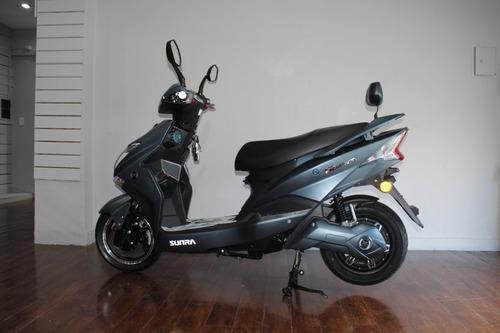 Scooter Sunra Hawk Electrico 0km Bat Litio 3000w72v 50km/h M