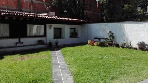 Casa En Renta, Col. Tlacopac