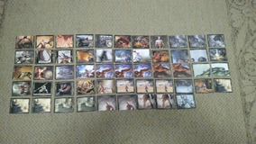 53 Figurinhas Cromos Do Álbum God Of War 2012 - Frete Grátis