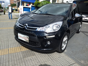 Citroën C3 1.6 Vti 16v Exclusive Flex Aut. 5p 2017- .4.037km